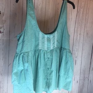 Free people lace top women's